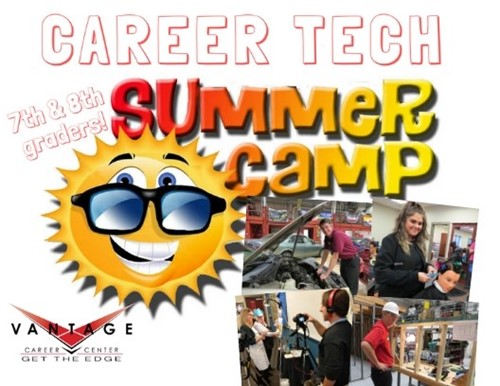 Career Tech Summer Camp